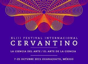 Festival Internacional CervantinoBoletos