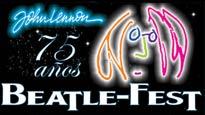 La Rockola Inglesa Beatle Fest Lennon 75 Años