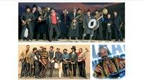 Fanfare Ciocarlia, Triciclo Circus Band, Aniversario 7 Disko Balkan