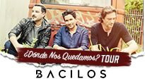 More Info About¿Dónde Nos Quedamos? Bacilos World Tour 2018