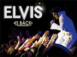 Elvis Is Back AgainBoletos