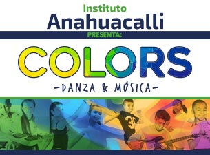 Instituto Anahuacalli Colors Boletos
