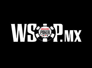 World Series of Poker Monterrey, México 2019 (Main Event Dia 1C) Boletos