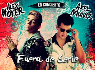 Axel Muñiz & Alex Hoyer