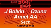 More Info AboutCoca Cola Flow Fest 2019 General