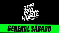 More Info AboutTecate Pa'l Norte 2020 General (Sábado)