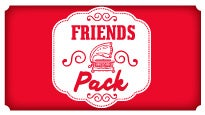 Friends Pack