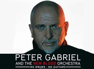 Peter GabrielBoletos