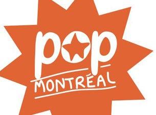 Pop MontrealBillets