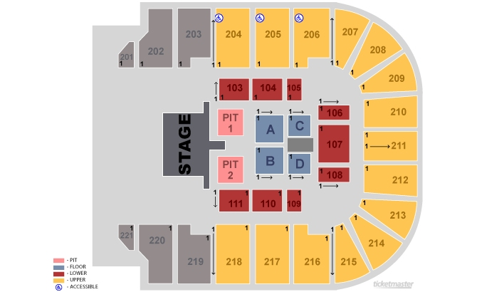 Event Seatmap