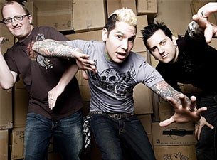 MXPX W/ Special Guests Five Iron Frenzy at Bottom Lounge - Chicago, IL 60607