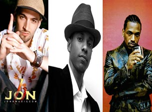 Hotels near Tevin Campbell Events