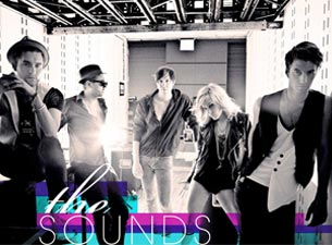 THE SOUNDS : The Things We Do For Love Tour