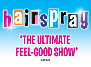 Hairspray tickets (Copyright © Ticketmaster)