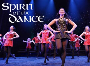 Spirit Of The Dance tickets (Copyright © Ticketmaster)