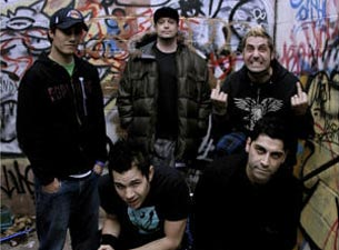 Zebrahead tickets (Copyright © Ticketmaster)