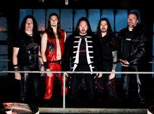 Hammerfall, Flotsam & Jetsam, Wrath, Acracy