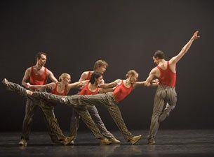 Birmingham Ballet's The Mutt-cracker at Alabama Theatre