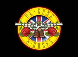 UK Guns n Roses tickets | Copyright © Ticketmaster