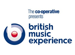 British Music Experience Event Title Pic