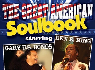 Gary U.S. Bonds With Special Guests Tangiers Blues Band