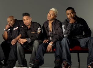 Dru Hill With Guests After 7 And Jon B