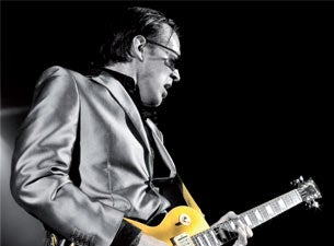 Joe Bonamassa tickets (Copyright © Ticketmaster)