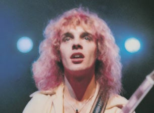 Peter Frampton tickets (Copyright © Ticketmaster)