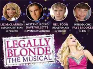 Legally Blonde (Touring)