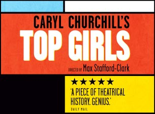 Top Girls at Geary Theatre