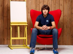 Demetri Martin tickets | Copyright © Ticketmaster