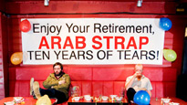 The Dissection: Arab Strap's Philophobia - a Night of Conversation & M
