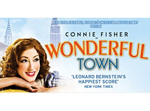 Wonderful Town at Ruth N Halls Theatre - Bloomington, IN 47405