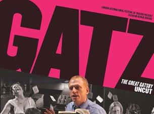 Gatz at McCarter Theatre - NJ