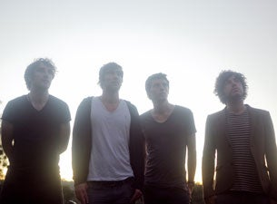 The Coronas Event Title Pic