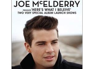 Joe McElderry tickets (Copyright © Ticketmaster)