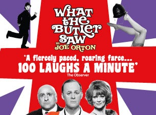What the Butler Saw at Liddy Doenges Theatre - TPAC - Tulsa, OK 74103