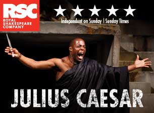 Julius Caesar at Ruth N Halls Theatre