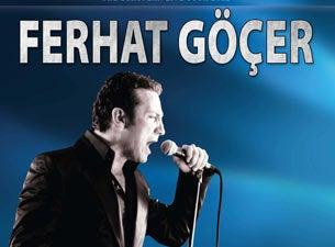 Ferhat Göçer tickets (Copyright © Ticketmaster)