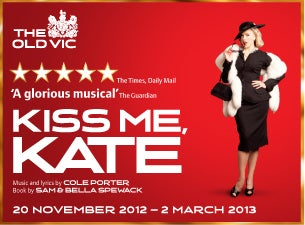 Kiss Me Kate at Constans Theatre