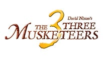 The Three Musketeers at Bedell Performance Hall