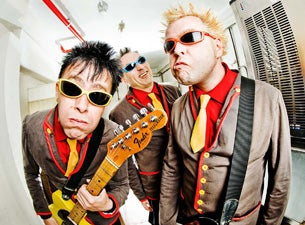 The Toy Dolls 40th Anniversary Show tickets (Copyright © Ticketmaster)