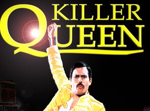 Killer Queen - the Premier Tribute To Queen tickets (Copyright © Ticketmaster)