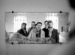 Tindersticks tickets (Copyright © Ticketmaster)
