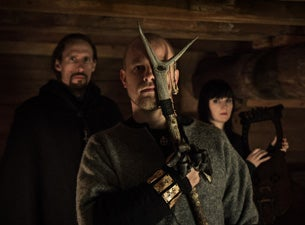 Wardruna tickets (Copyright © Ticketmaster)