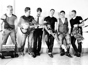 The Saltire Series - Skerryvore tickets (Copyright © Ticketmaster)