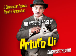 The Resistible Rise of Arturo Ui at Wells Metz Theatre