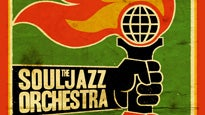 The Souljazz Orchestra - Restaurant Tickets