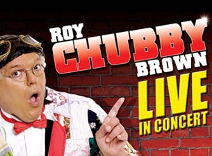 Roy Chubby Brown tickets (Copyright © Ticketmaster)