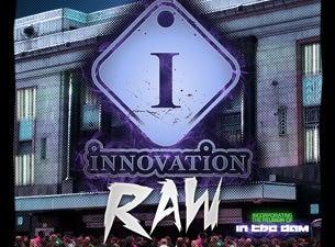 Innovation tickets (Copyright © Ticketmaster)
